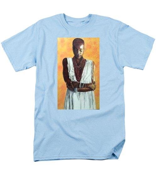Abigail Men's T-Shirt  (Regular Fit) by G Cuffia