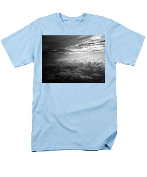 Above Earth 3 Men's T-Shirt  (Regular Fit) by Cedric Hampton