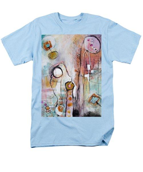 Abstract 39 Men's T-Shirt  (Regular Fit) by Karin Husty