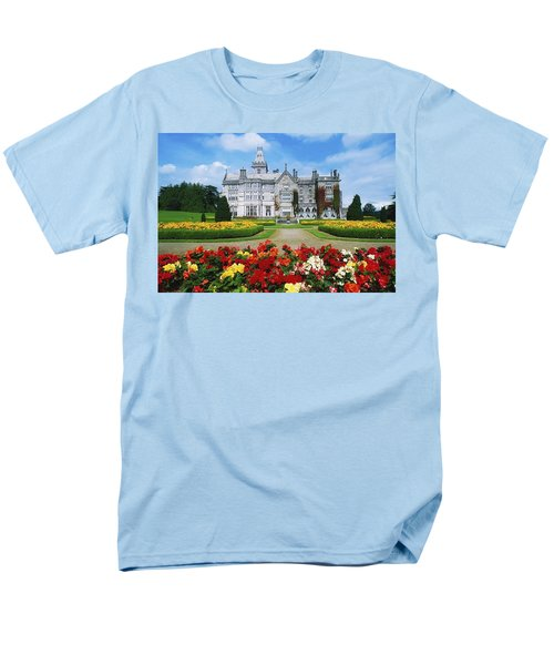 Adare Manor Golf Club, Co Limerick Men's T-Shirt  (Regular Fit) by The Irish Image Collection