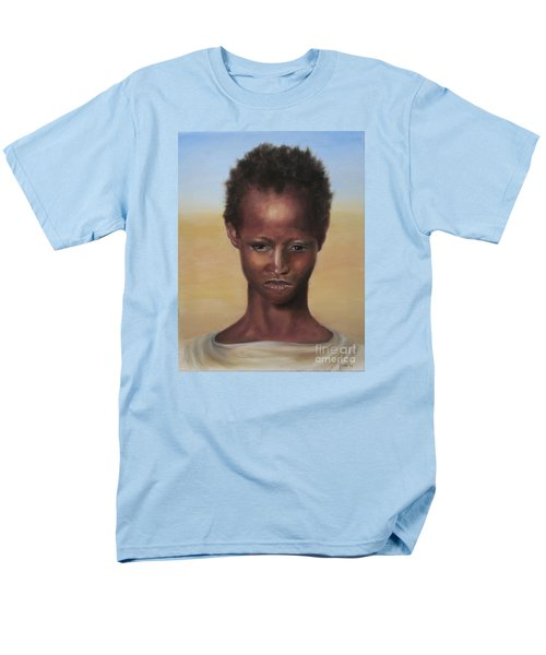 Africa Men's T-Shirt  (Regular Fit) by Annemeet Hasidi- van der Leij