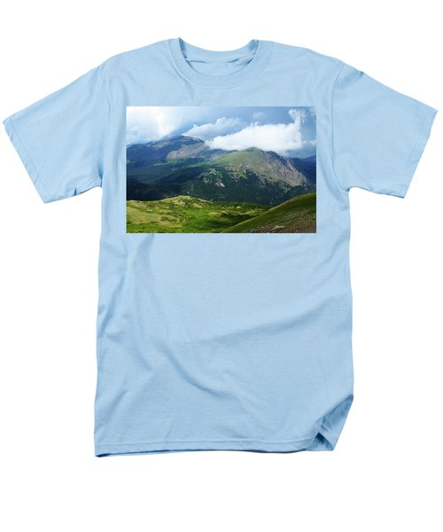 Men's T-Shirt  (Regular Fit) featuring the photograph After The Storm by Marie Leslie