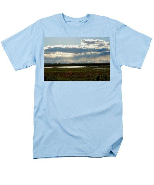 After The Storm Men's T-Shirt  (Regular Fit) by Nancy Landry