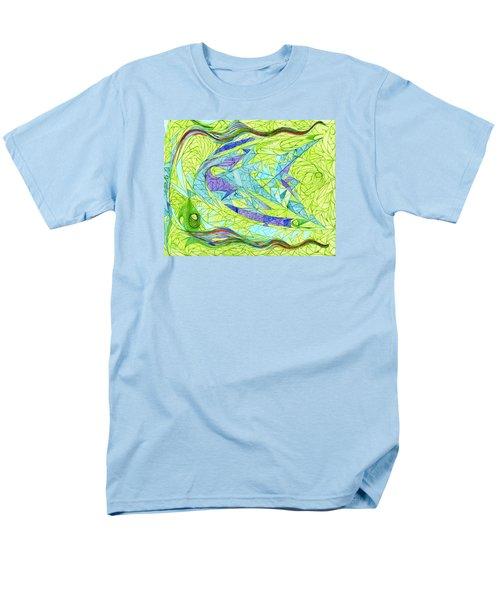 Aigikampos Men's T-Shirt  (Regular Fit) by Robert Nickologianis