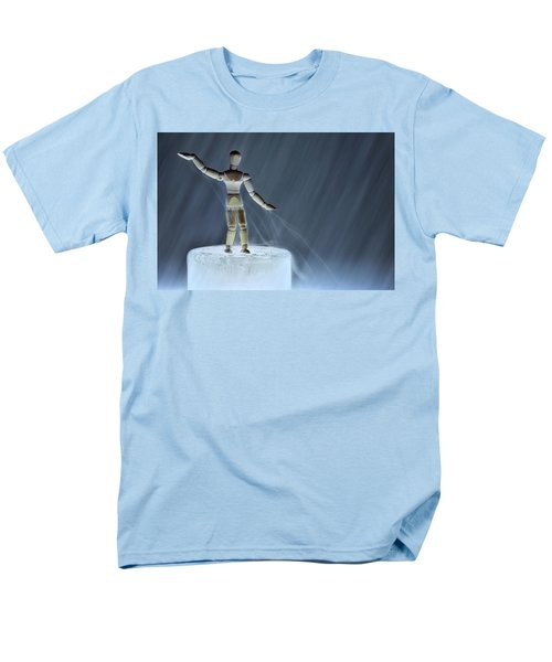 Men's T-Shirt  (Regular Fit) featuring the photograph Airbender by Mark Fuller