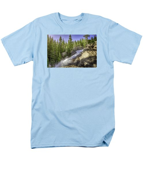 Alberta Falls Men's T-Shirt  (Regular Fit)