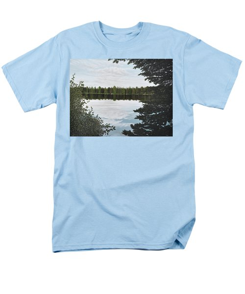 Algonquin Park Men's T-Shirt  (Regular Fit) by Kenneth M  Kirsch