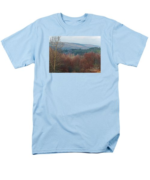 Men's T-Shirt  (Regular Fit) featuring the photograph Allegany Rhapsody by Christian Mattison