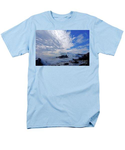 Amazing Superior Day Men's T-Shirt  (Regular Fit) by Sandra Updyke