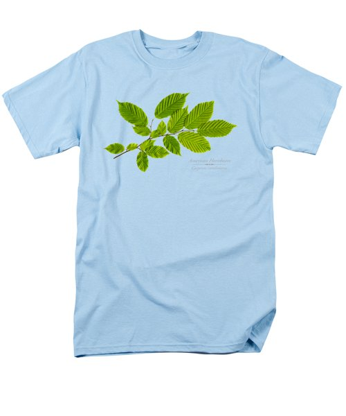 Men's T-Shirt  (Regular Fit) featuring the photograph American Hornbeam by Christina Rollo