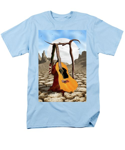 An Acoustic Nightmare Men's T-Shirt  (Regular Fit) by Mike McGlothlen