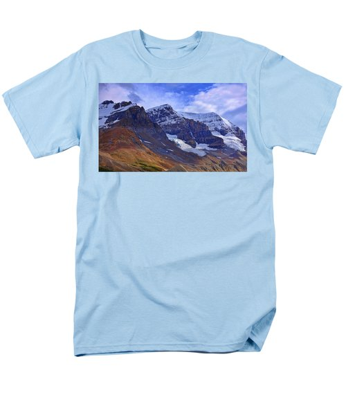 Mount Andromeda Men's T-Shirt  (Regular Fit) by Heather Vopni