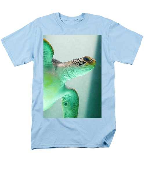 Men's T-Shirt  (Regular Fit) featuring the photograph Angel 2 by Skip Hunt