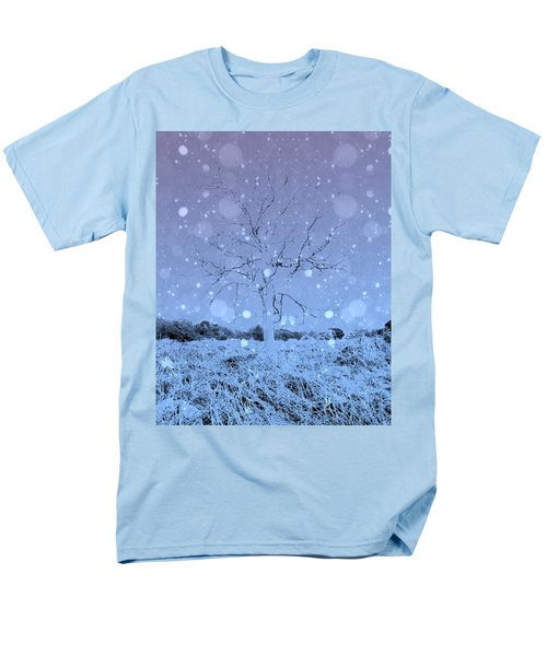 Men's T-Shirt  (Regular Fit) featuring the photograph Another Dimension  by Keith Elliott