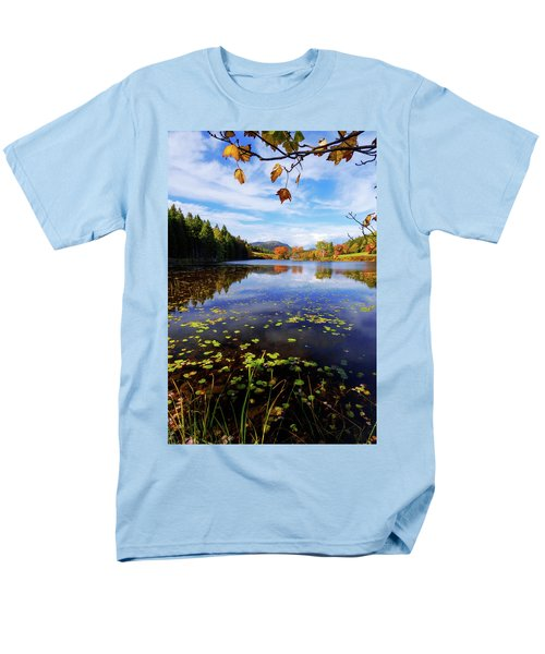 Men's T-Shirt  (Regular Fit) featuring the photograph Anticipation by Chad Dutson