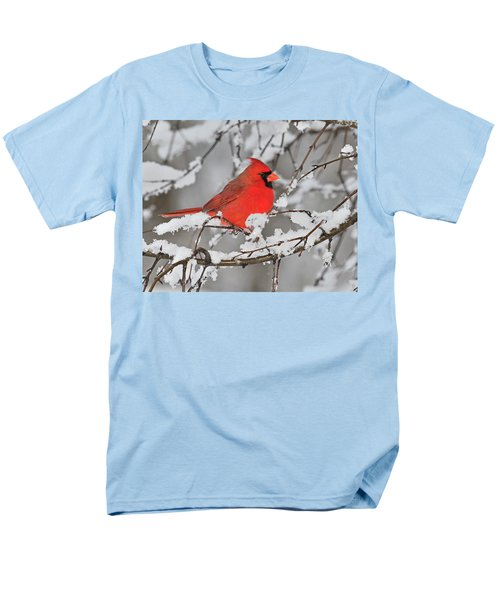 Men's T-Shirt  (Regular Fit) featuring the photograph Anticipation by Tony Beck