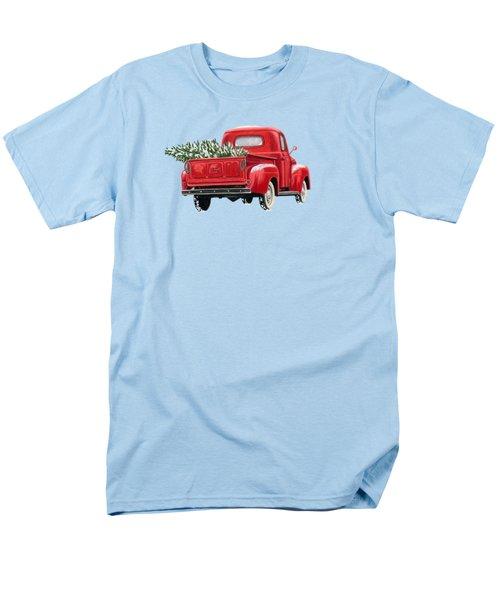 The Road Home Men's T-Shirt  (Regular Fit) by Sarah Batalka