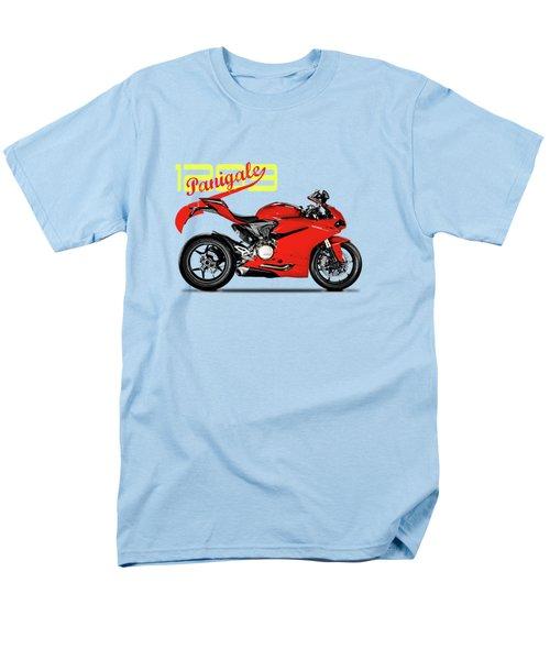 Ducati Panigale 1299 Men's T-Shirt  (Regular Fit) by Mark Rogan