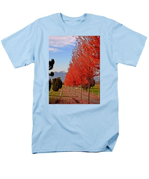 Autumn Delight, Vancouver Men's T-Shirt  (Regular Fit) by Brian Chase