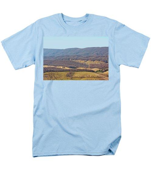 Bare Winter Men's T-Shirt  (Regular Fit) by Denise Romano