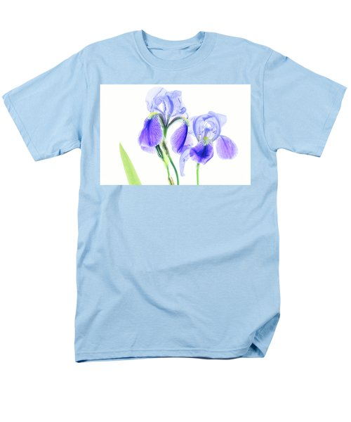 Bearded Iris Men's T-Shirt  (Regular Fit) by Robert FERD Frank