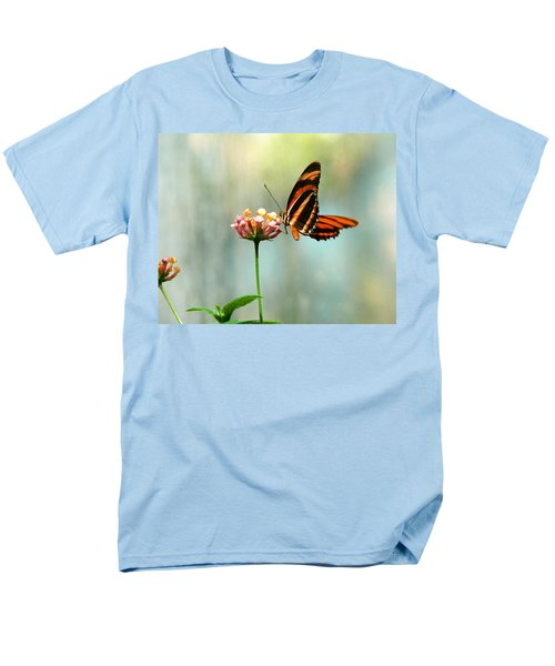 Beautiful Butterfly Men's T-Shirt  (Regular Fit) by Laurel Powell
