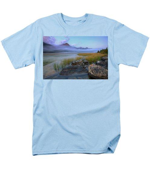 Men's T-Shirt  (Regular Fit) featuring the photograph Beauty Creek Dawn by Dan Jurak