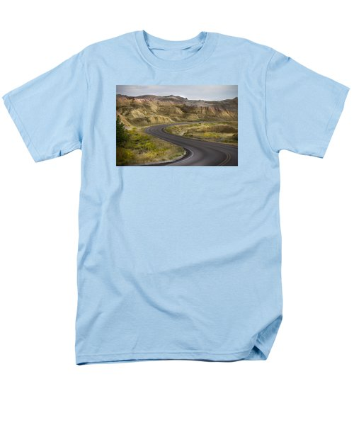 Men's T-Shirt  (Regular Fit) featuring the photograph Beauty Of The Badlands South Dakota by John Hix