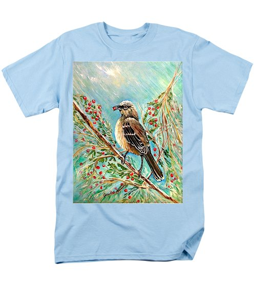 Berry Picking Time Men's T-Shirt  (Regular Fit)
