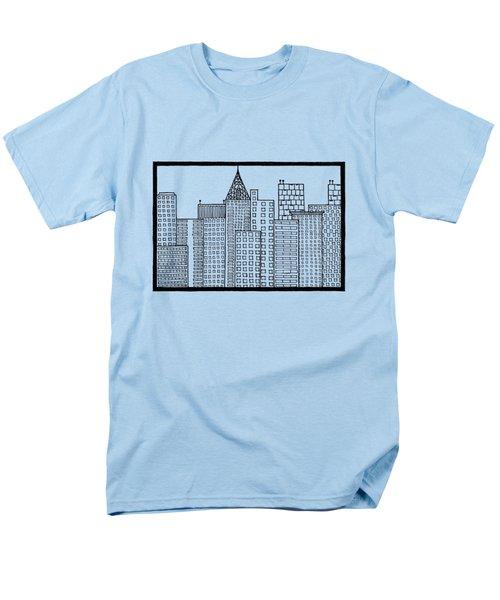 Big City Men's T-Shirt  (Regular Fit) by Konstantin Sevostyanov