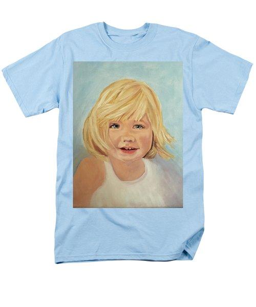 Blondie Men's T-Shirt  (Regular Fit) by Sharon Schultz