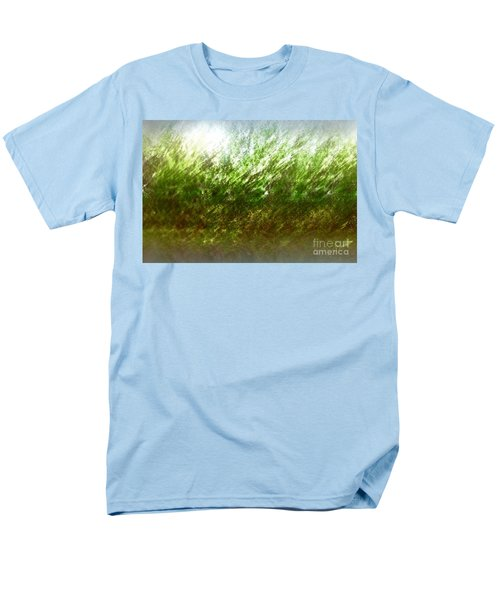 Men's T-Shirt  (Regular Fit) featuring the photograph Blowing In The Wind by John Krakora