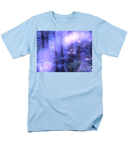 Blue Fairies Men's T-Shirt  (Regular Fit) by Melissa Stoudt