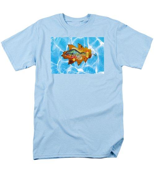 Blue Gill Men's T-Shirt  (Regular Fit) by Ralph Root