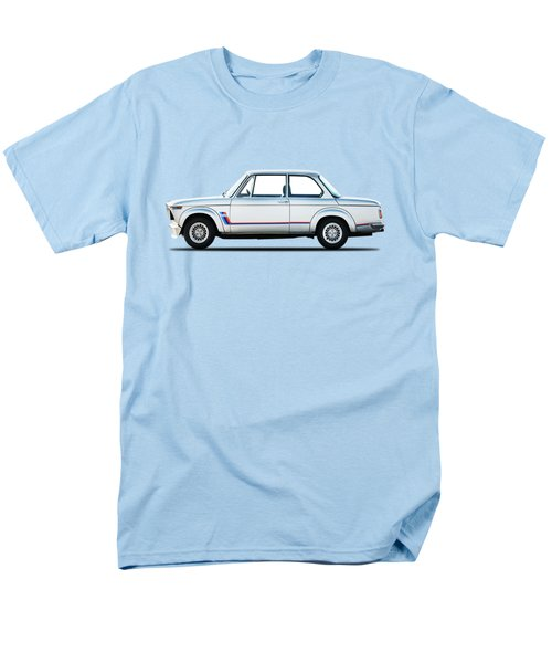 Bmw 2002 Turbo Men's T-Shirt  (Regular Fit) by Mark Rogan