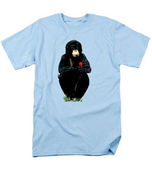 Bo Men's T-Shirt  (Regular Fit) by Teresa  Peterson