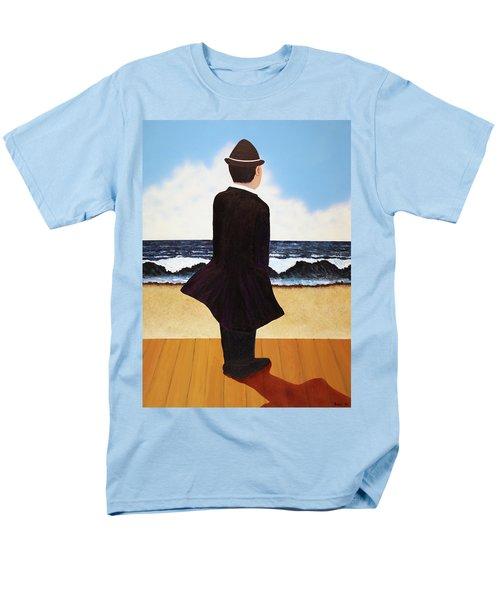 Boardwalk Man Men's T-Shirt  (Regular Fit)