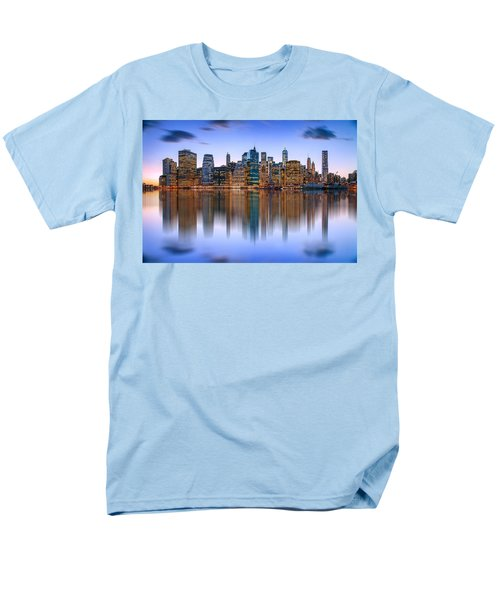 Bold And Beautiful Men's T-Shirt  (Regular Fit) by Az Jackson