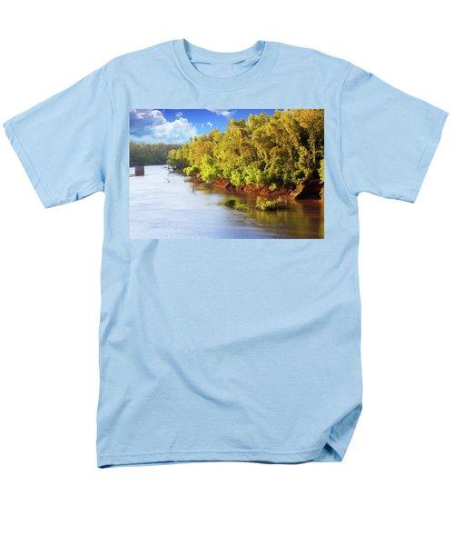 Brazos River Men's T-Shirt  (Regular Fit)