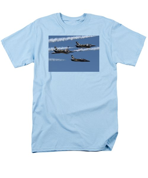 Breitling Convergence Men's T-Shirt  (Regular Fit)