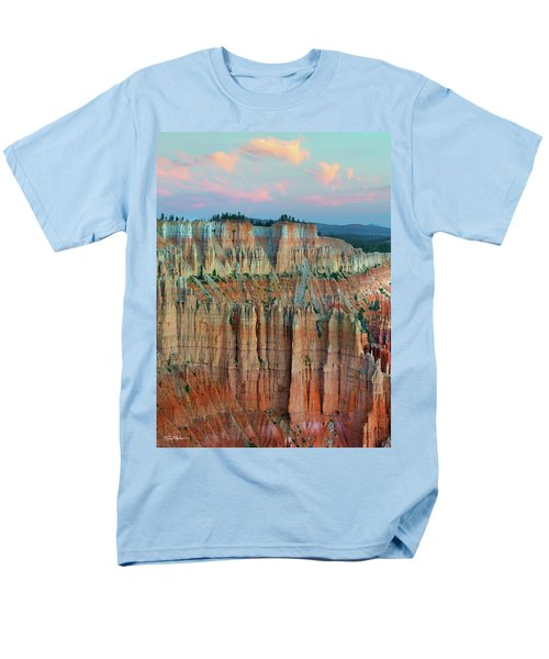 Bryce Canyon Men's T-Shirt  (Regular Fit) by Tim Fitzharris