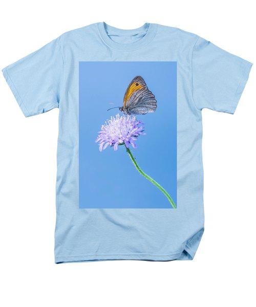 Butterfly Men's T-Shirt  (Regular Fit) by Jaroslaw Grudzinski