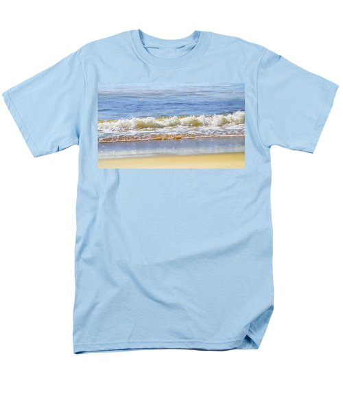 By The Coral Sea Men's T-Shirt  (Regular Fit) by Holly Kempe