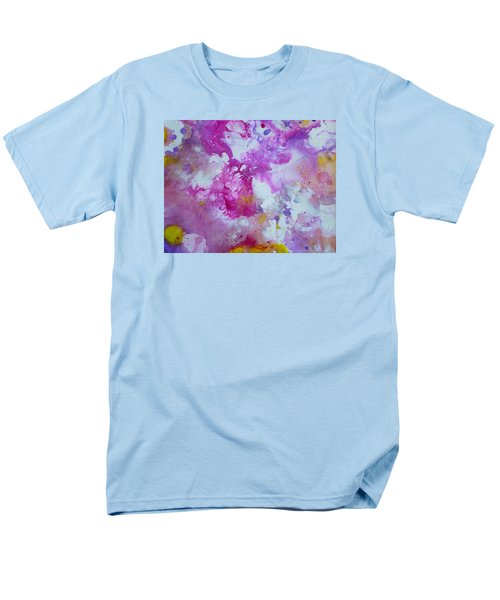 Candy Clouds Men's T-Shirt  (Regular Fit) by Tracy Bonin