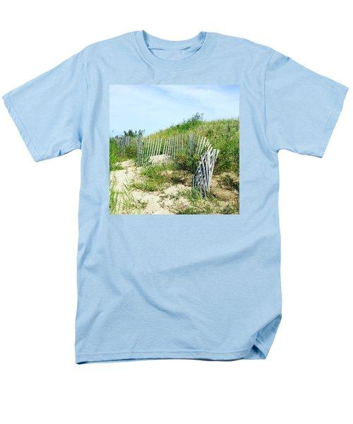 Cape Cod Men's T-Shirt  (Regular Fit) by Beth Saffer