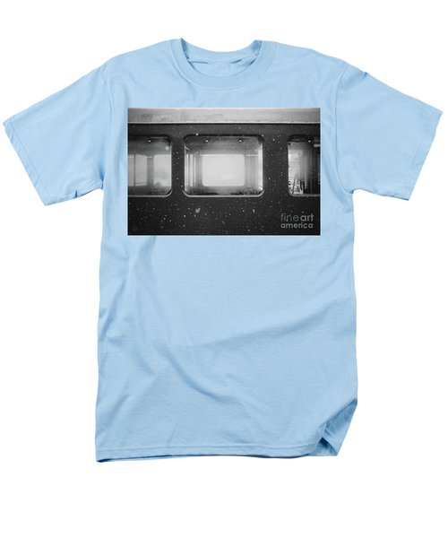 Men's T-Shirt  (Regular Fit) featuring the photograph Carriage by MGL Meiklejohn Graphics Licensing