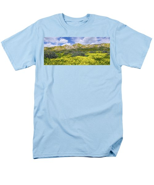 Carrizo Spring Men's T-Shirt  (Regular Fit) by Bjorn Burton