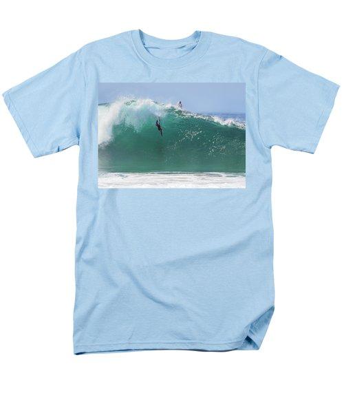Catch Me Men's T-Shirt  (Regular Fit) by Joe Schofield