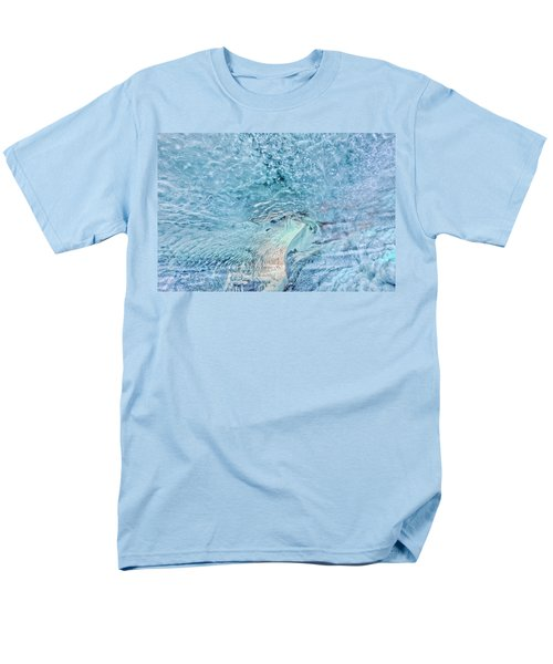 Cave Colors Men's T-Shirt  (Regular Fit) by Wanda Krack