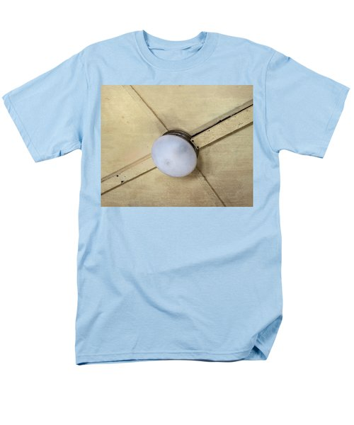 Ceiling Light On Antique Train Men's T-Shirt  (Regular Fit)